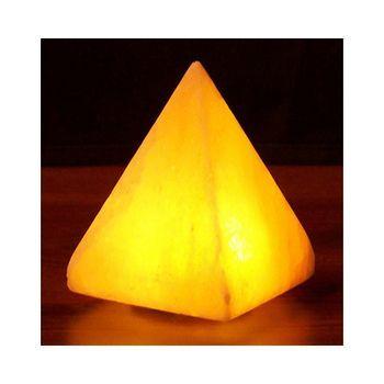 Himalayan Salt Pyramid Salt Lamp USB 3.5 In | Products | Pinterest |  Products