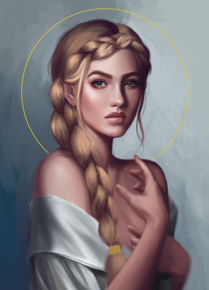 ❝'I will be queen, though?'  'Aye. Queen you shall be... until there comes another, younger and more beautiful, to cast you down and take all that you hold dear.'❞  Cersei
