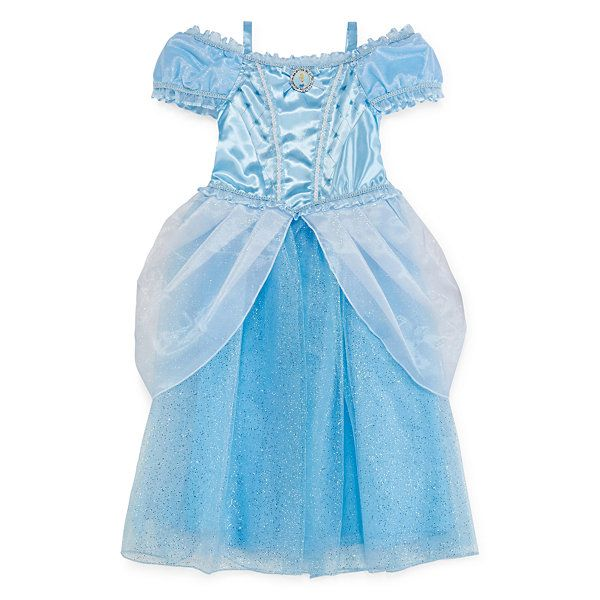e6f34ef919fe Disney Collection Cinderella Costume - Girls 2-10 - JCPenney ...