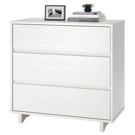 Best Modern 3 Drawer Dresser White Room Essentials Target 400 x 300