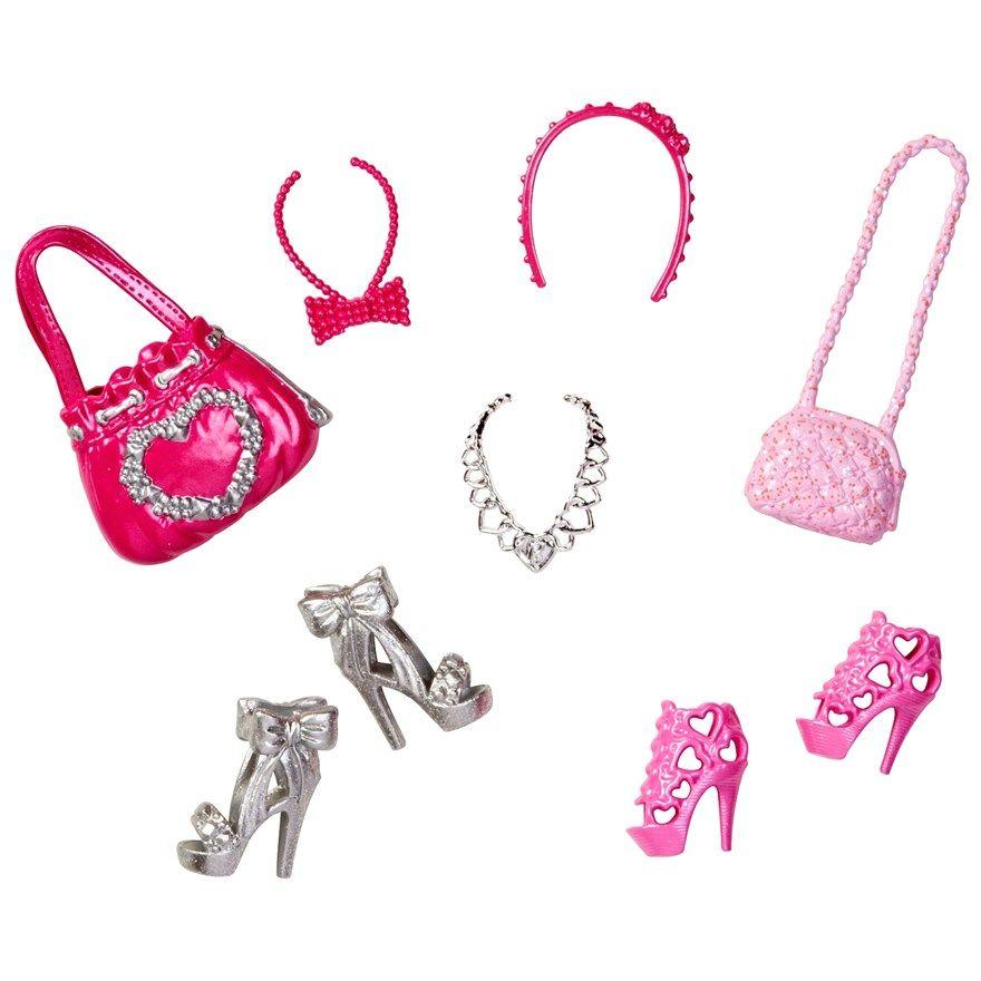 Barbie Fashion Accessories   Barbie accessories & house ...