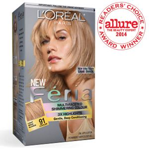 Feria Beige Blonde Hair Color Edgy Hair Color Loreal Hair Color