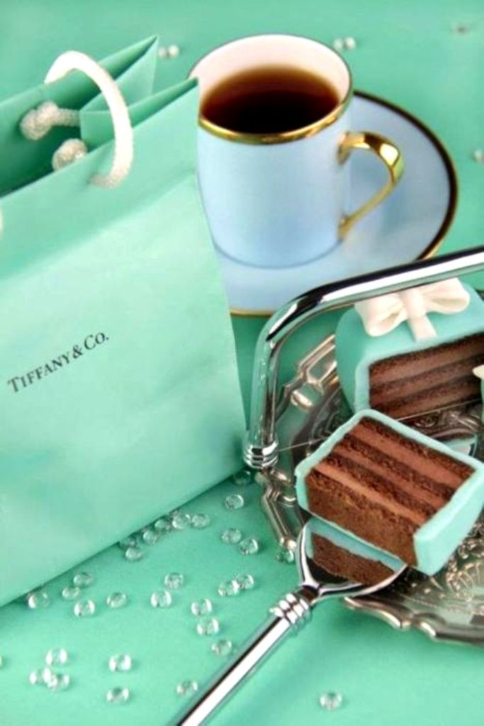 ☕ Coffee & Tiffany's ☕