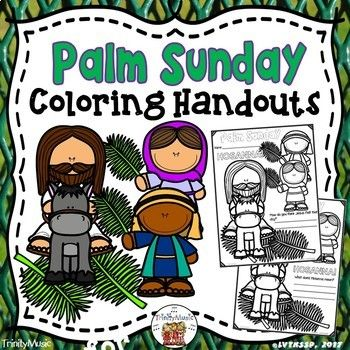 Help your students celebrate, visualize and experience Palm Sunday ...