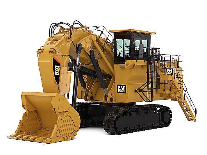 Cat 6030 6030 Fs Hydraulic Shovel Caterpillar Cat