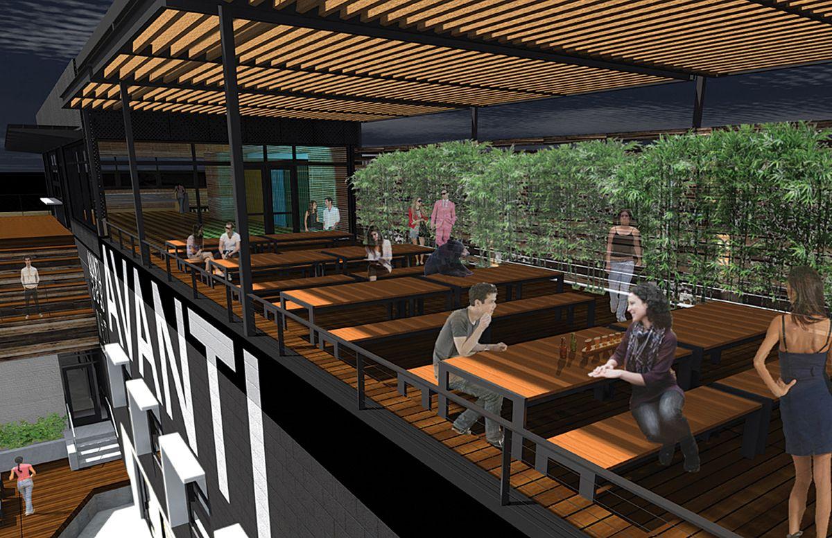 Culinary cornucopia food court denver restaurants