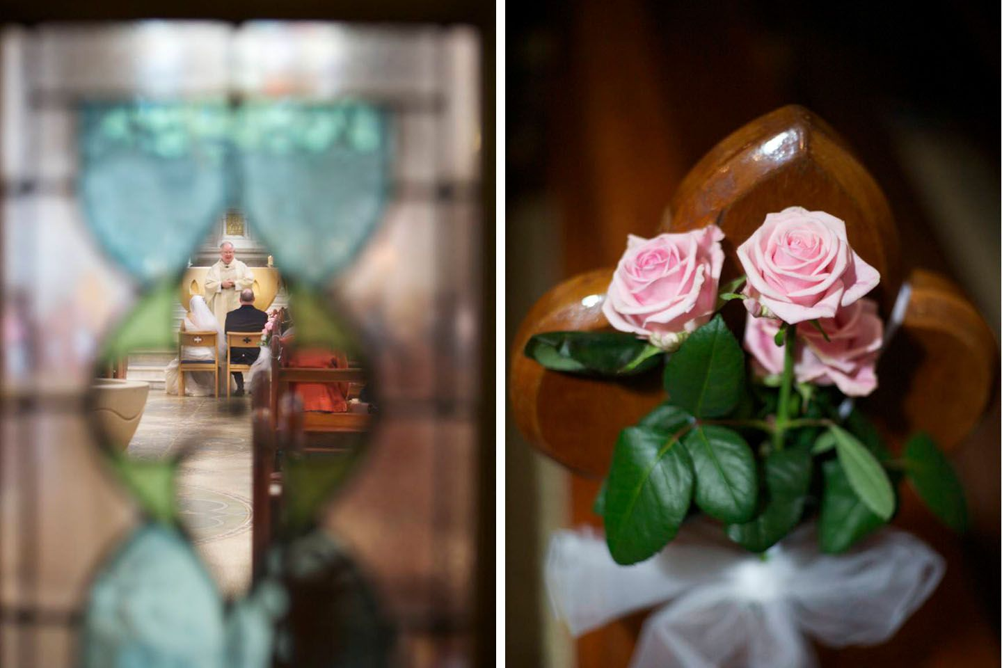 Flowers from Sean & Catherine's Belfast, Ireland, wedding by Memory Factory Photography, Donegal