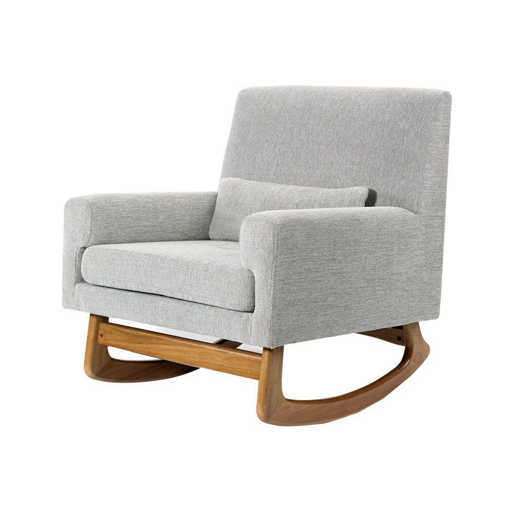 nursery works sleepytime rocker light grey furniture. Black Bedroom Furniture Sets. Home Design Ideas