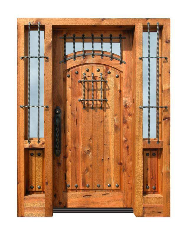 exterior wood doors with two sidelights doors doorways
