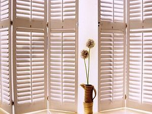 Etonnant Interior Wooden Shutters In North Wales From Penrhyn Blinds