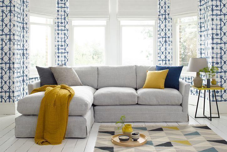 Otto Chaise Sofa | Chaise sofa, Sofa com, Sofa