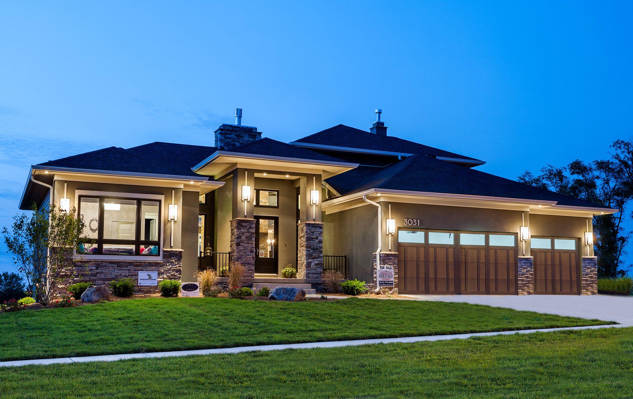 Plan 81636ab Amazing Prairie Style Home Floor