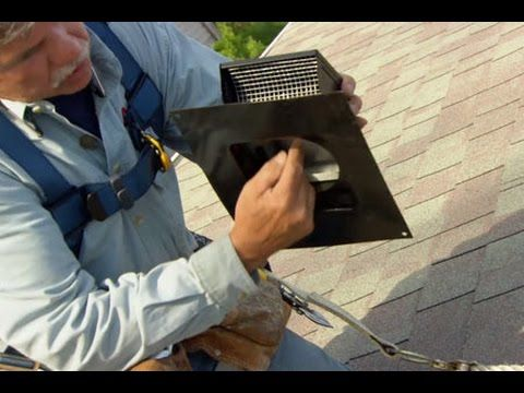 How To Vent A Bath Fan Through The Roof This Old House Bath Fan Bathroom Vent Fan Bathroom Ventilation