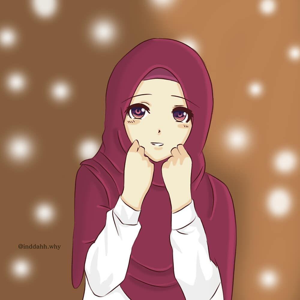 Komique 100 Halal Inddahh Why Bismillahhirahmanirahim Hampir Seluruh Wanita Di Dunia Ini Senang Kelihatan Can Ilustrasi Karakter Kartun Lukisan Wajah