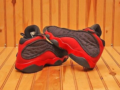 Nike Air Jordan 13 XIII Retro Size 13.5C - Bred Black Red - 414575 ... 0cffbe653e