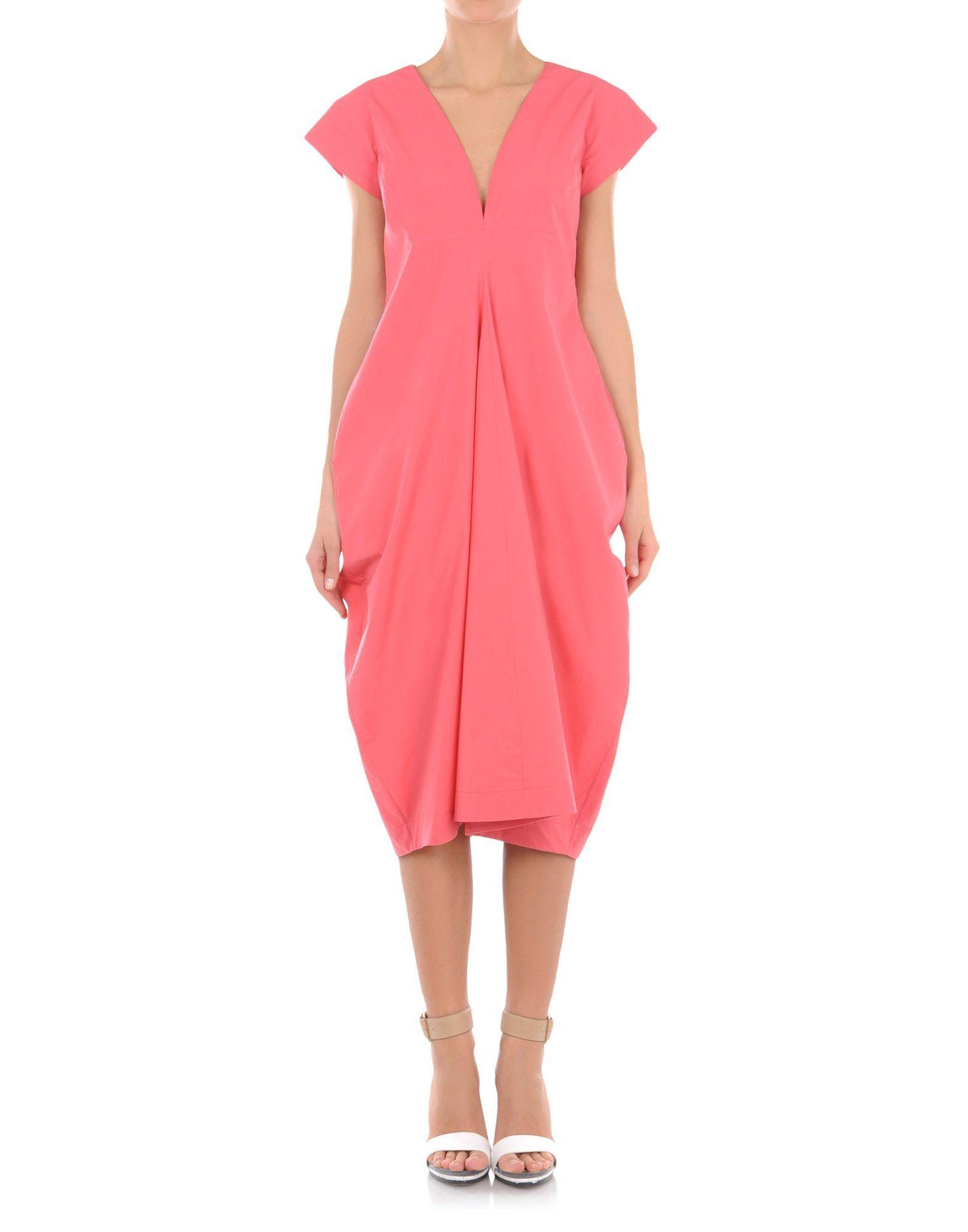 Jil sander dresses length dress women clothes pinterest