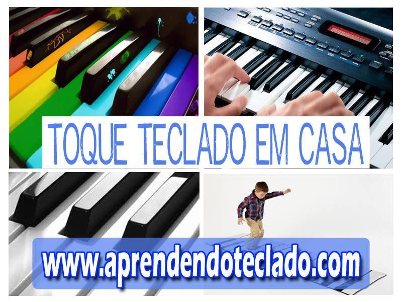SAIBA COMO MÉTODO REVOLUCIONÁRIO ESTÁ ENSINANDO A TOCAR TECLADO GRATUITAMENTE EM VÍDEO-AULAS !!!!  SAIBA MAIS EM: www.aprendendoteclado.com