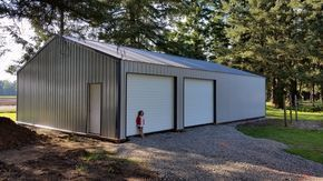 Total COST to Build A Pole Barn (Cost Estimator + FREE Quote) #polebarngarage Thinking about building a pole barn? Just want an easy quick answer to how much a pole barn cost per square foot? Here's what I paid. #polebarndesigns Total COST to Build A Pole Barn (Cost Estimator + FREE Quote) #polebarngarage Thinking about building a pole barn? Just want an easy quick answer to how much a pole barn cost per square foot? Here's what I paid. #polebarndesigns Total COST to Build A Pole Barn (Cost Esti #polebarngarage