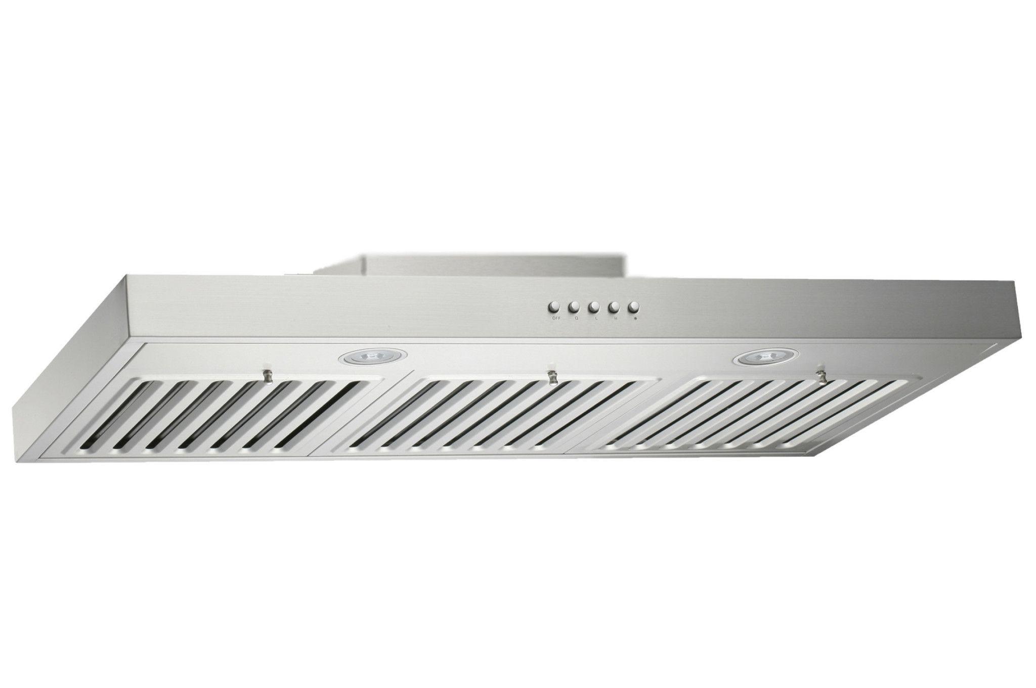 Kobe | Brillia RAX21 SQB 1 30/36/42 Inch Under Cabinet Range Hood