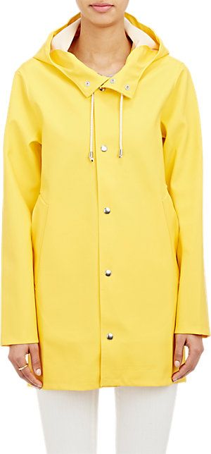 ed68ba68a49 Yellow Raincoats are Making a Comeback—Here are 7 to Shop Now ...