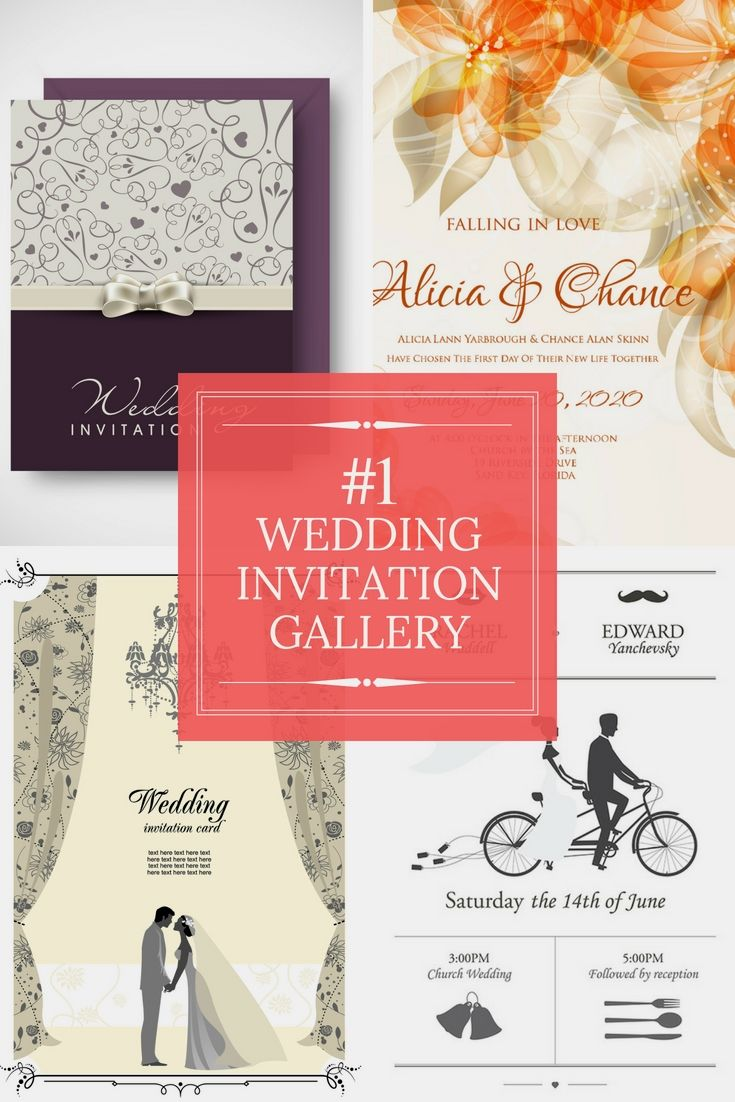 Beautiful Wedding Invitation Ideas - Take A Look At Our Wedding ...