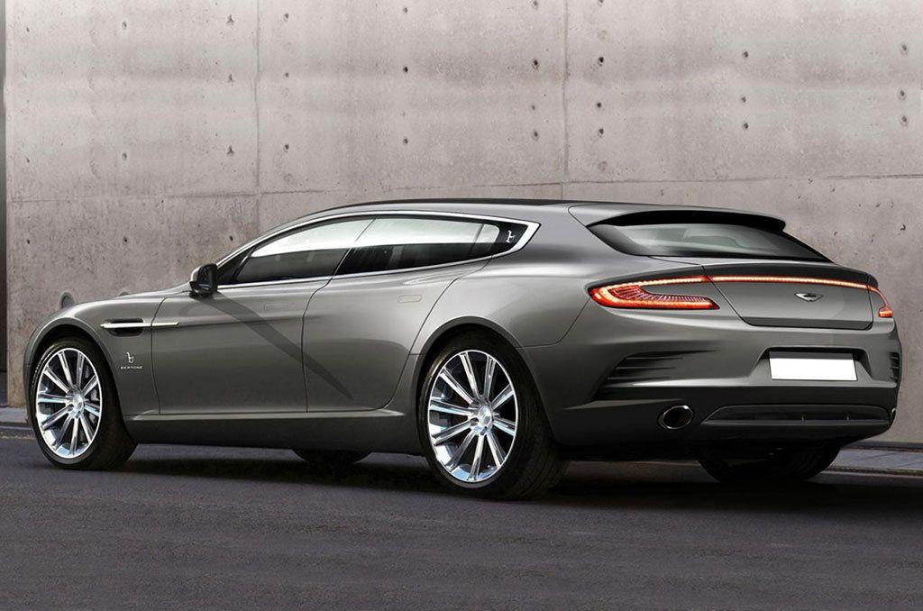 Bertone Designs An Exclusive Aston Martin Wagon For One Lucky Hauler Aston Martin Rapide Aston Martin Aston Martin Lagonda