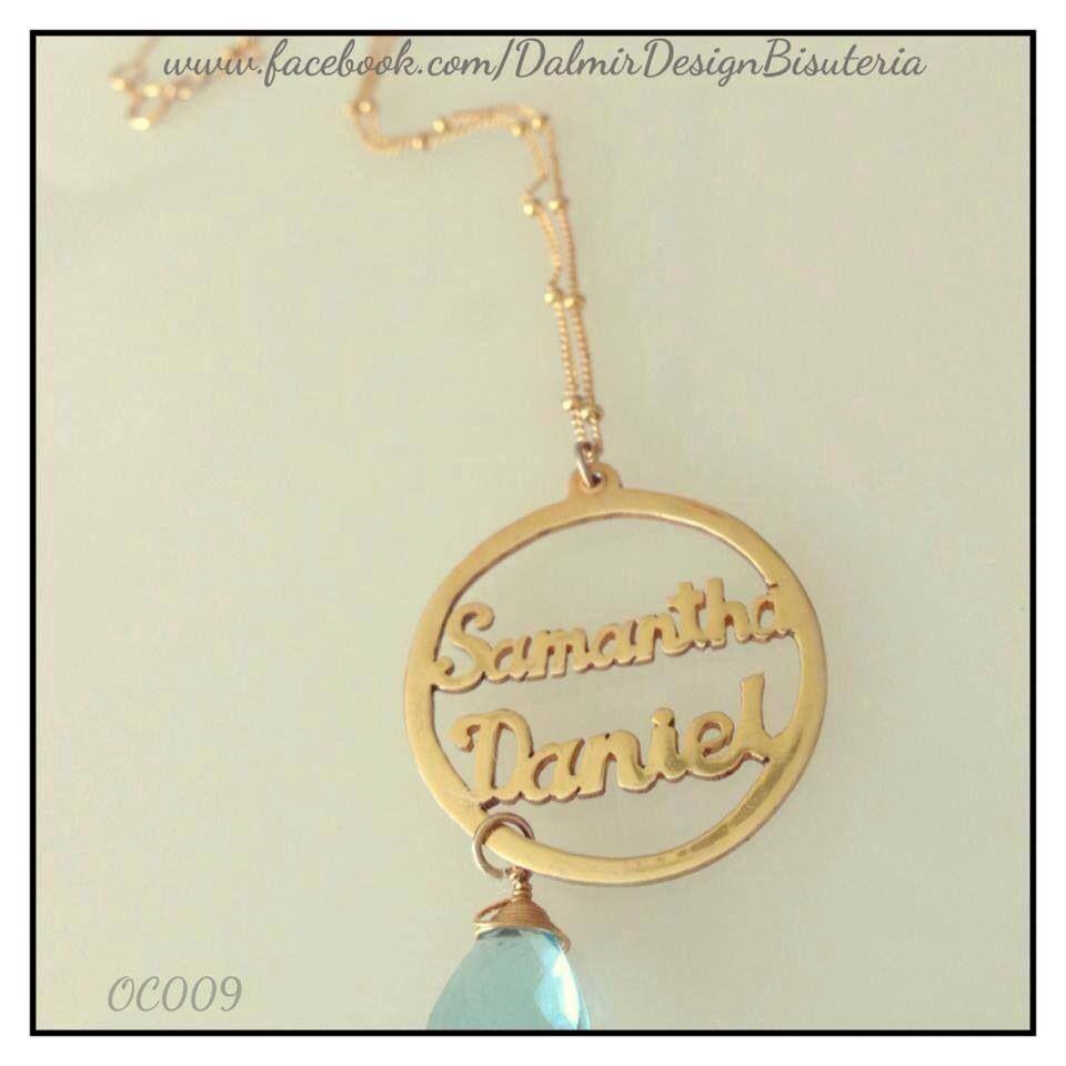 Hacemos los nombres de tus hijos o nietos en medall n for Bano de plata precio