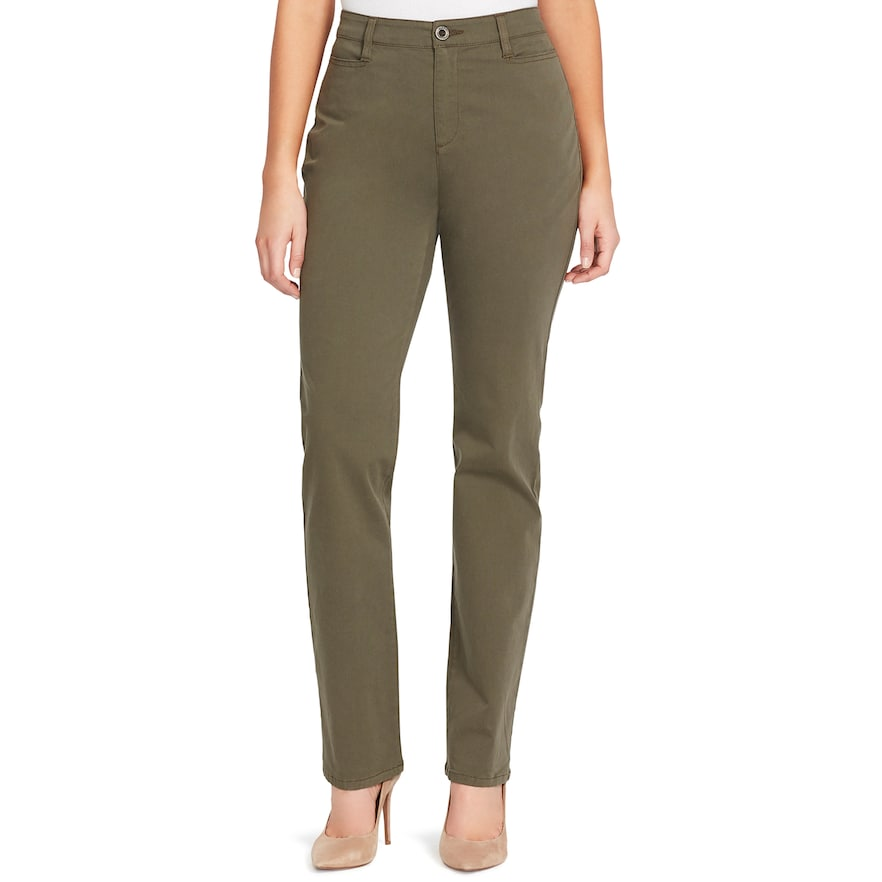 c15d49040b304 Women s Gloria Vanderbilt Amanda Classic Tapered Trouser Pants