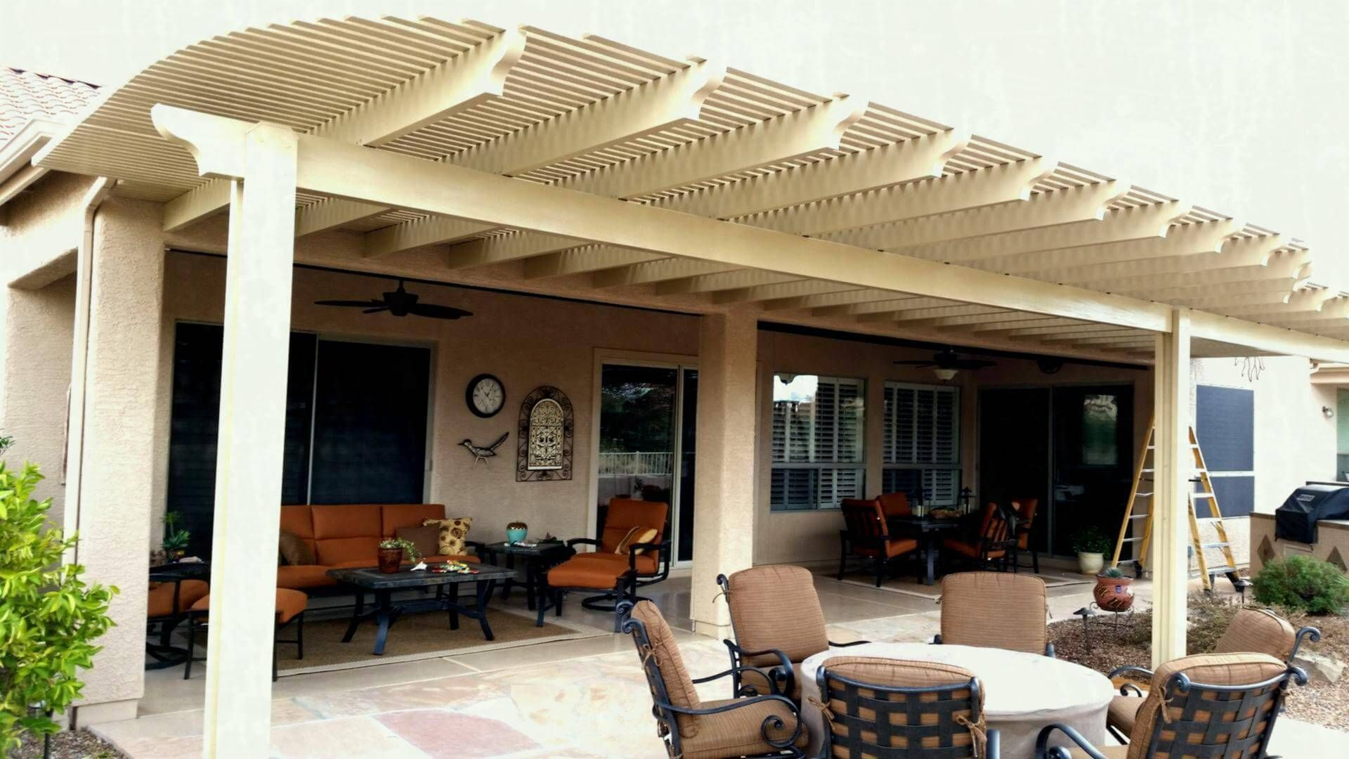 Patio Roof Ideas For Minimalist House Pergola Patio Roof