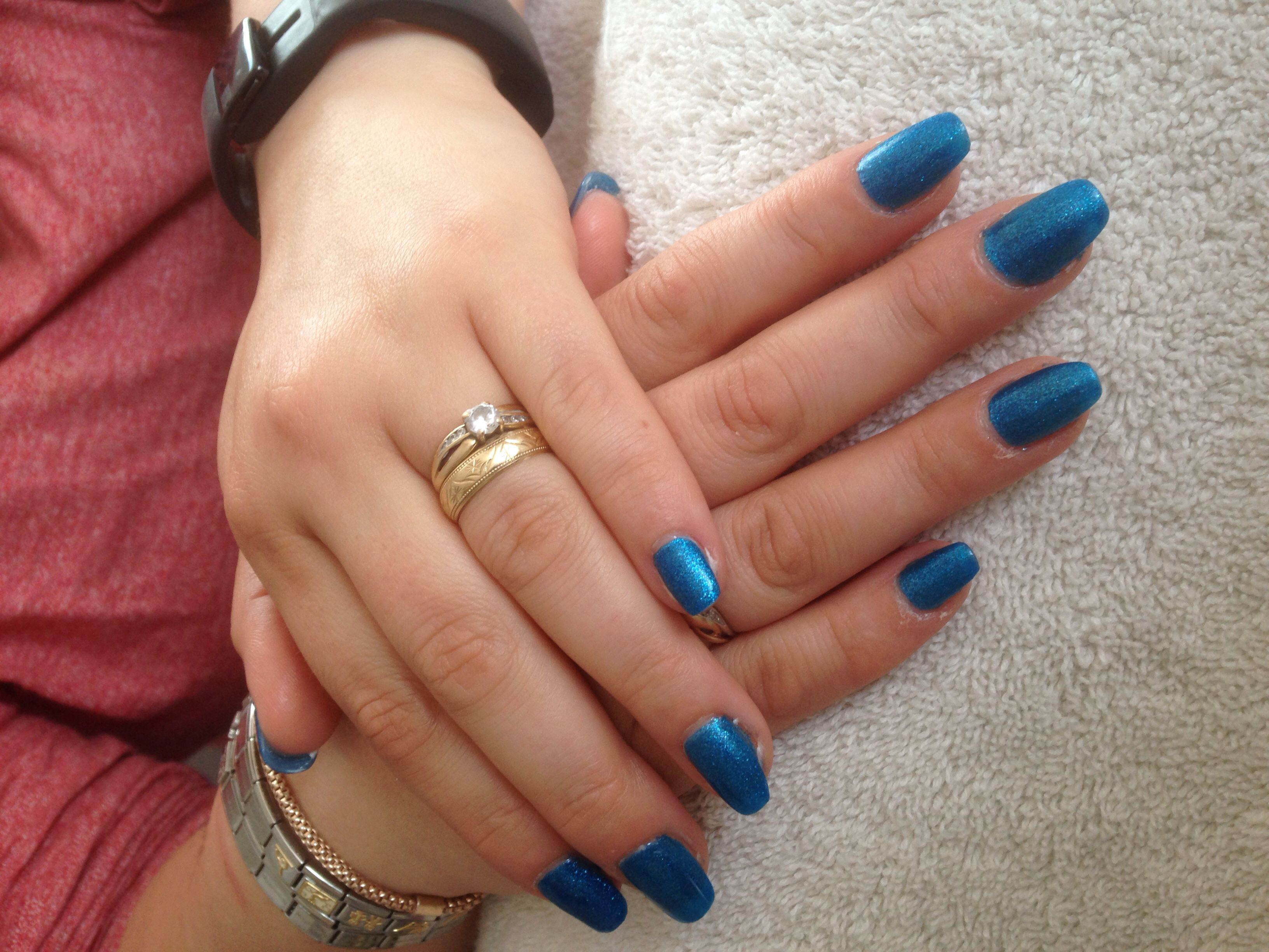 Express nails. They\'re so strong and feel like natural nails. | My ...