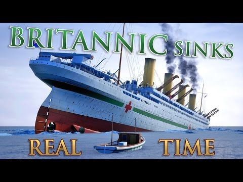 HMHS BRITANNIC SINKS - REAL TIME DOCUMENTARY - YouTube atragon - youtube how to write a resume