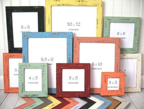 Fromthearmchair Elegant 8 X 12 Picture Frames Picture Frame Designs Picture Frame Decor 12 Picture Frame