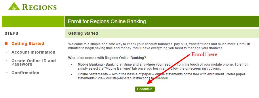 Regions Bank Online Banking Login Online banking