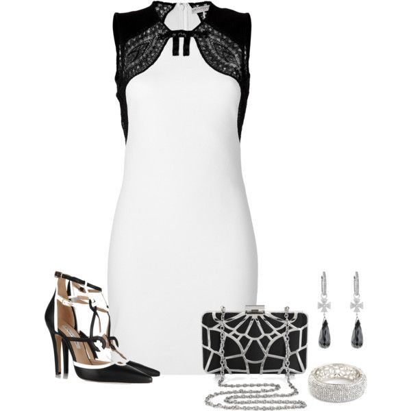 Date Night, created by justjules2332 on Polyvore