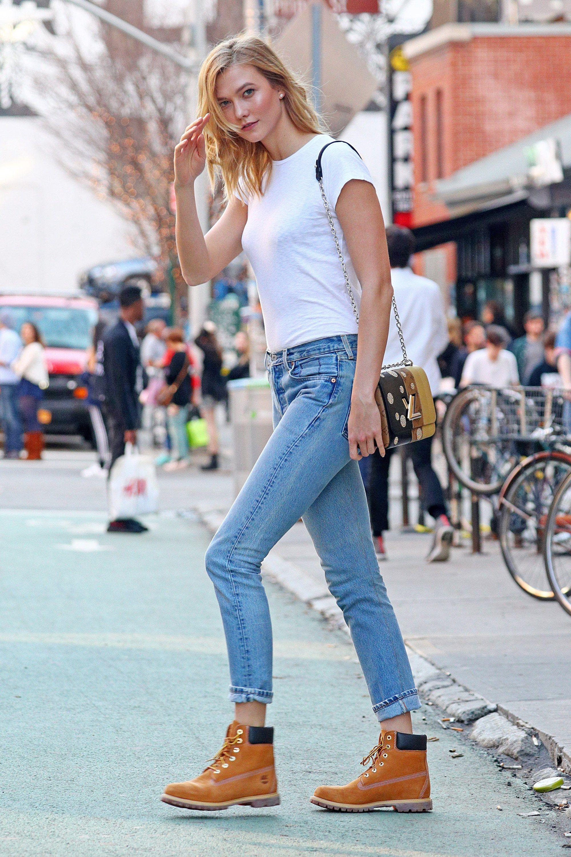e2f49f5eece Karlie Kloss Has a Fresh New Spring Shoe Idea—And You Might Already ...