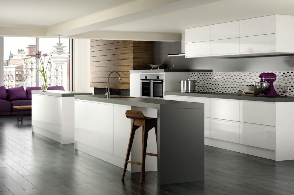 How To Design An Ultra Modern Kitchen White Modern Kitchen
