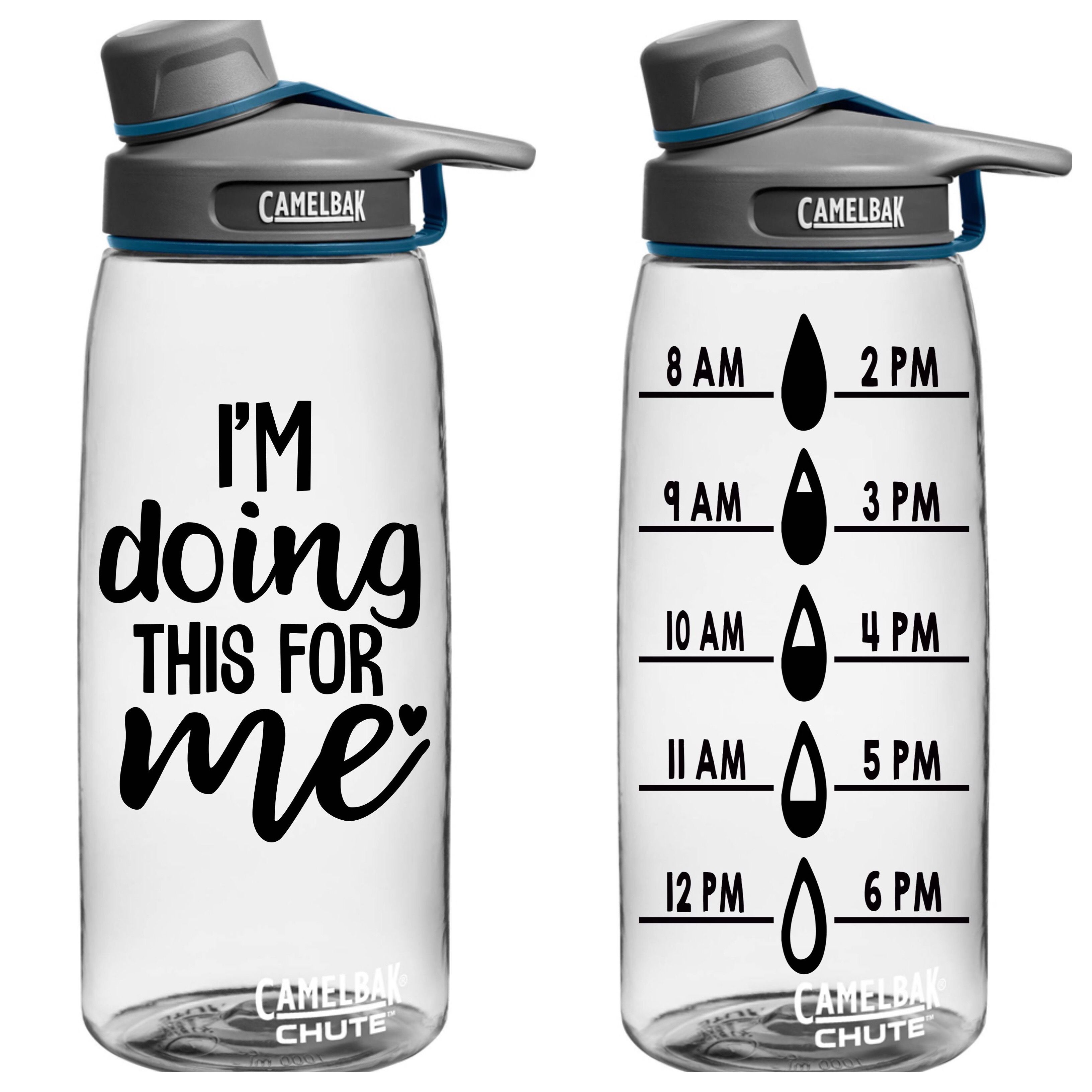 gym decal workout decal sore worth it decal muscle decal water bottle decal