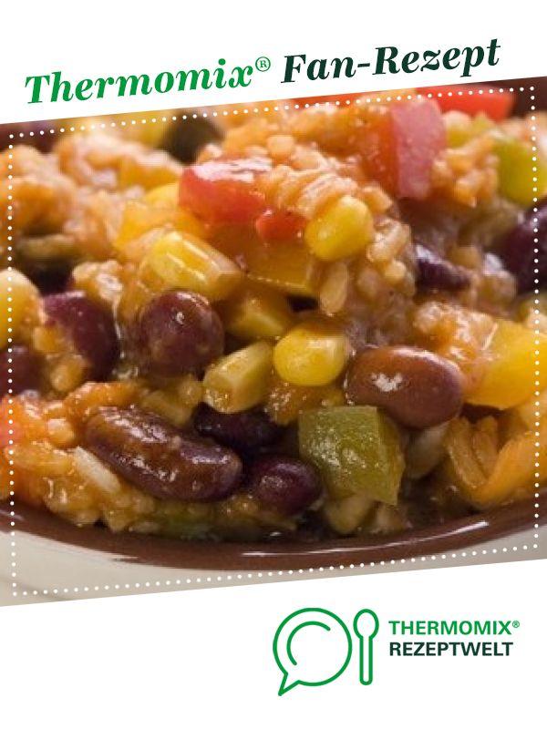 Reistopf vegetarisch