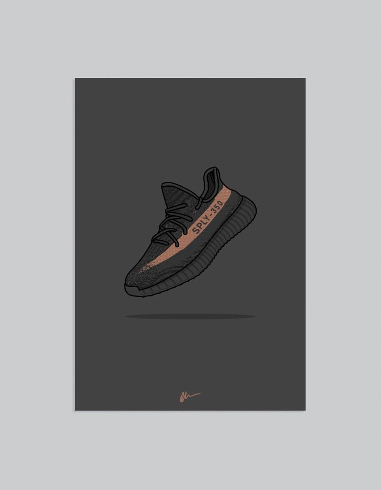 bfe093a06 Image of ☆ NEW ☆ Yeezy 350 v2 Black Copper