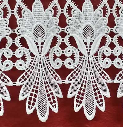 German Macrame Lace Curtains Sandra
