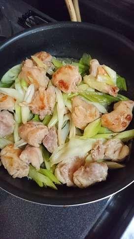 鶏肉の塩レモン焼き♪ | 食譜