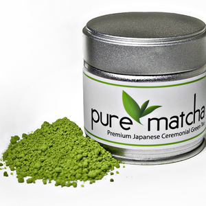 Tea review: Green Match from Pure Matcha by Sororiteasisters