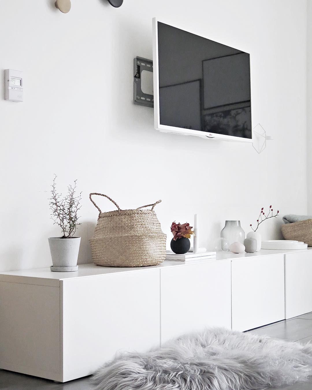 Ikea &39;Bestå&39; lowboard bykoczanska   Decoracion de muebles ...