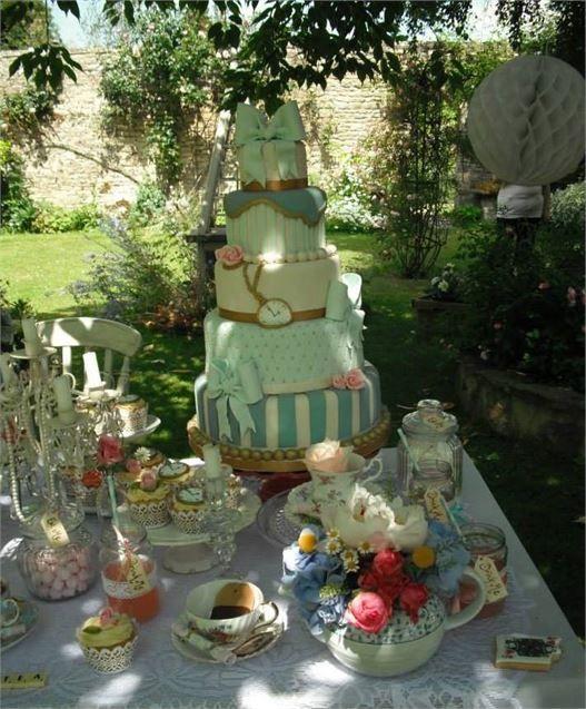 Alice In Wonderland Wedding 5 From The Flower Shop
