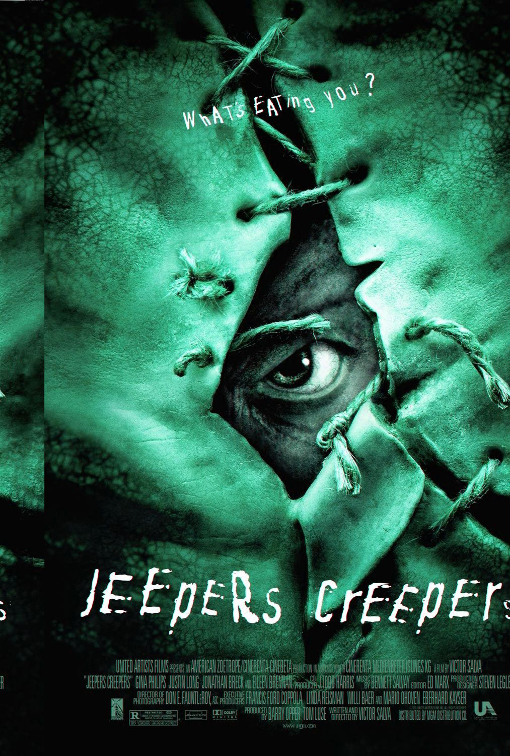 All Movie Posters And Prints For Jeepers Creepers Best Horror Movies Jeepers Creepers Scary Movies
