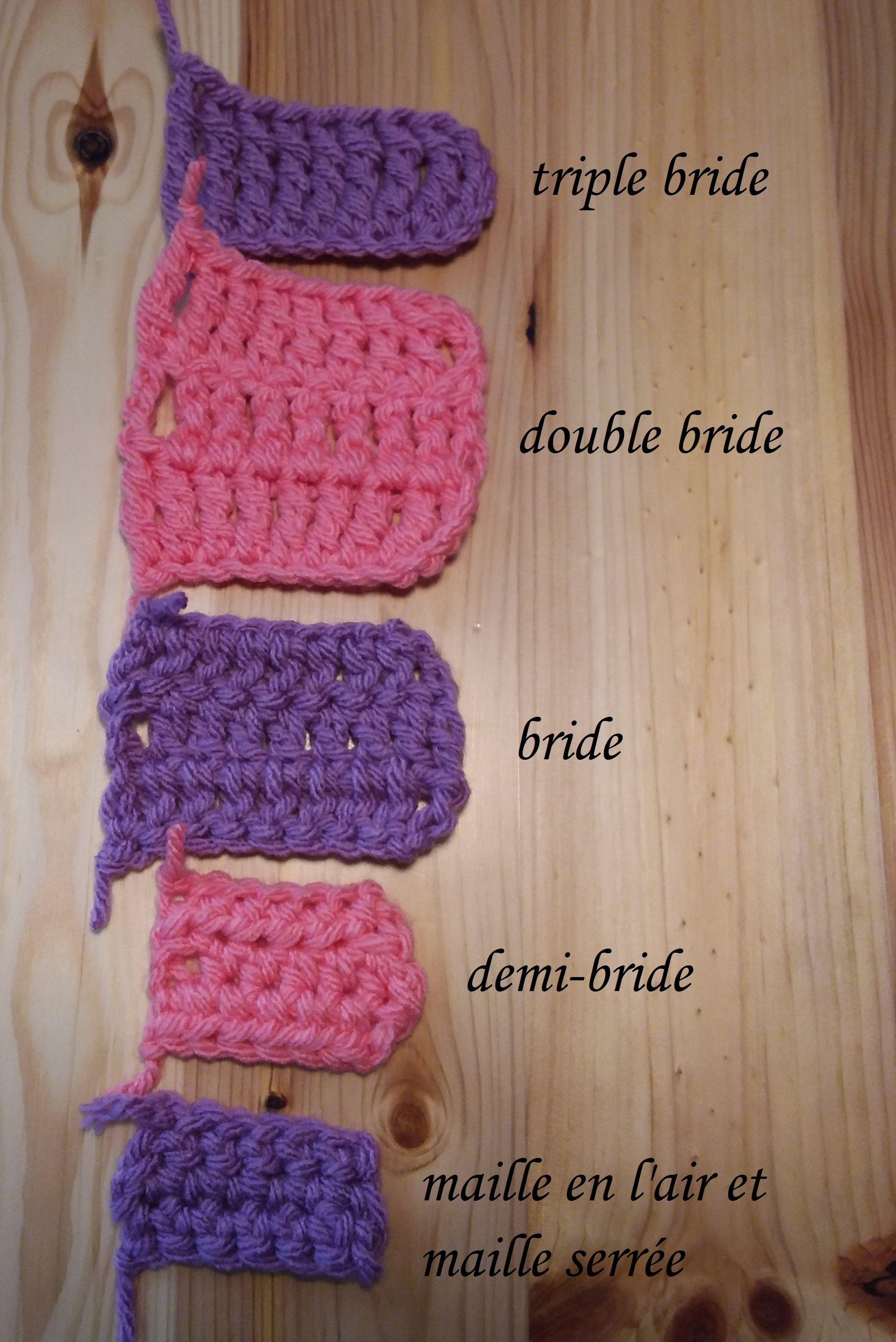 Tuto Les Points De Base Au Crochet Pour Debutant Apprendre Le Crochet Crochet Tuto Facile Crochet Pour Debutant