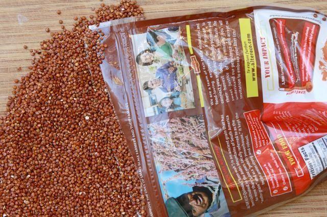 Comment Faire Cuire Le Quinoa Rouge Flexitarisme Et Recettes