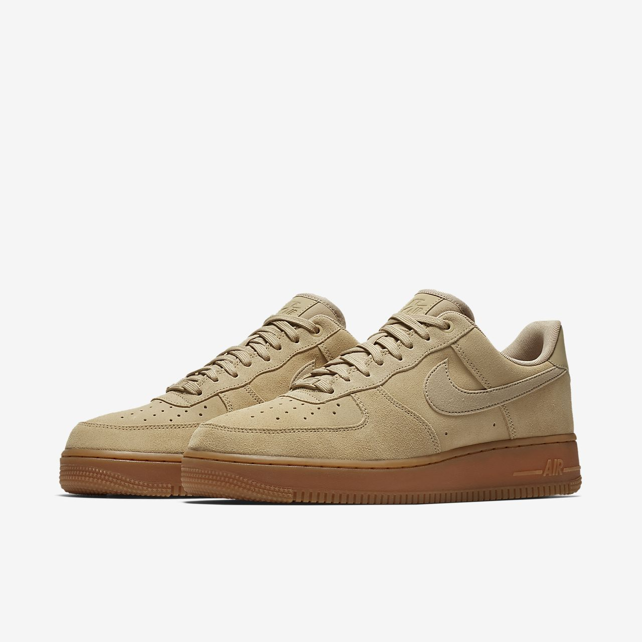 Chaussure Nike Air Force 1 07 LV8 Suede pour Homme
