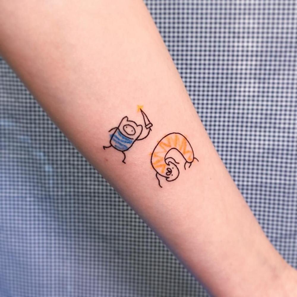 35 Cute Mini Tattoos This Summer Koees Blog