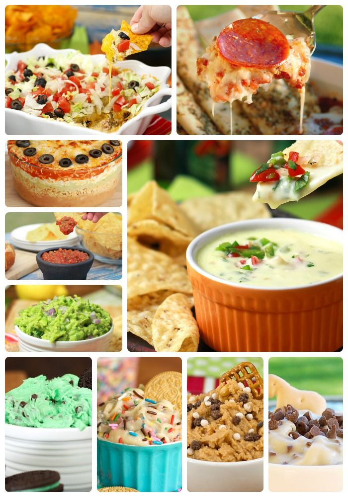 10 Party Dips That Will Rock Your Super Bowl Bash